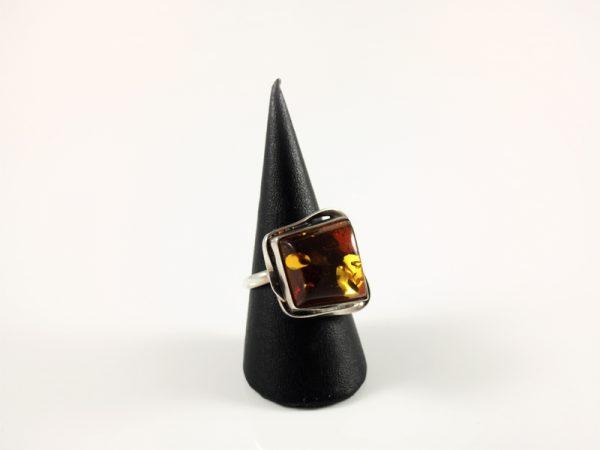Bernstein Ring Amber Jewellery Wien