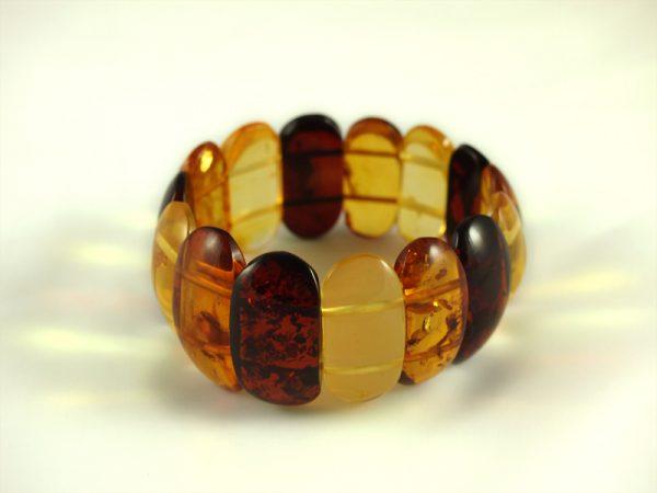 Bernstein Armband, 33,8 gramm, farbmix, große steine, top qualität