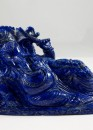 Lapis Lazuli Ganesha tip