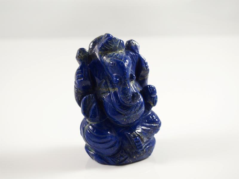 Lapis Lazuli Ganesha Jaipur Indien