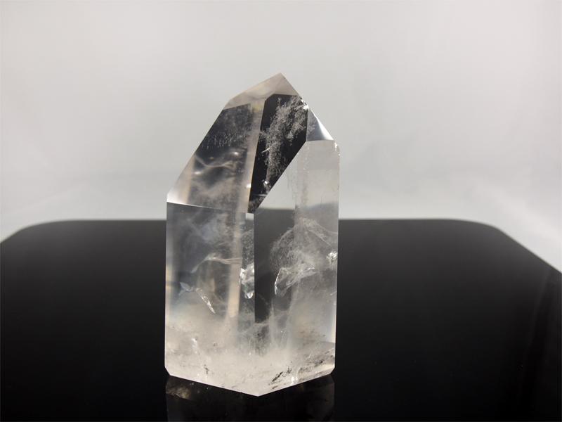Berkristallspitze sehr klar und gross