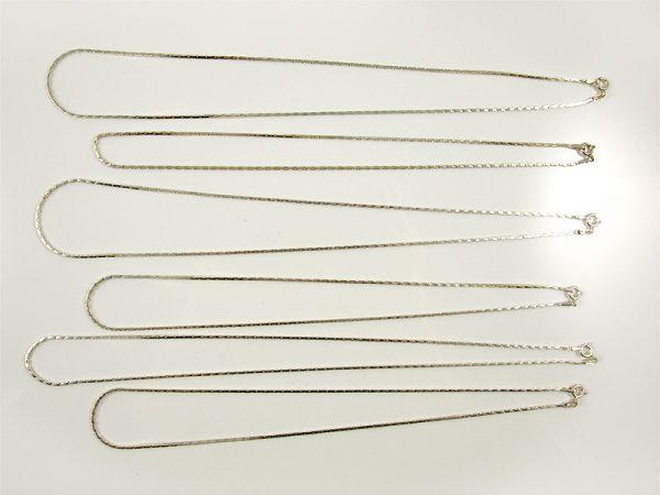 Silber Kette 925 Venezianer lang 4,2g