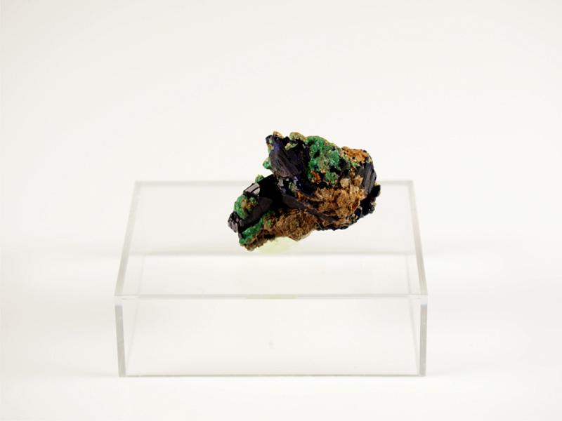 Azurit Malachit Mineral Tsumeb Namibia