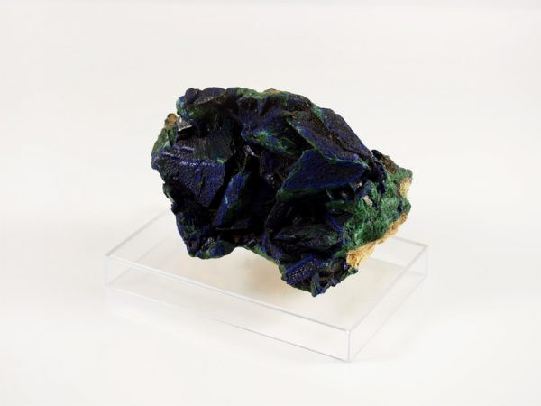 Azurit Mineral Stufe Tsumeb Namibia