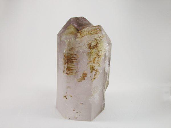 Rauchquarz Amethyst, 4,5 kg, Einschlüsse, Madagaskar, Wien, Singer Edelsteine