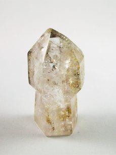 Szepter Quarz, Rauchquarz Bergkristall, Einschlussquarz, Wien, Singer Edelsteine